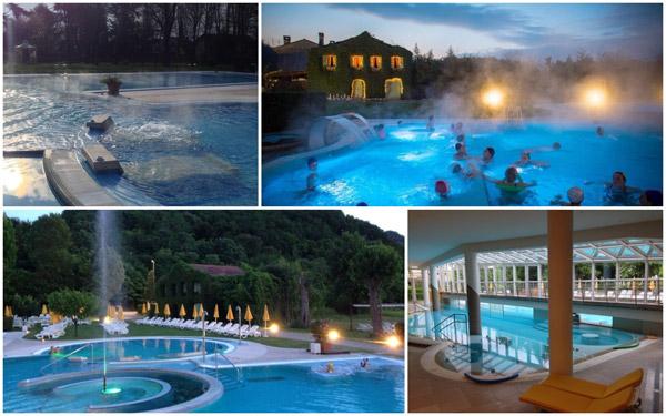Montegrotto terme pd le terme preistoriche nel bacino pi grande d 39 europa meteo web - Montegrotto piscine termali ...