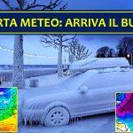 Allerta Meteo Burian, tutti i dettagli per l'Italia: 4 giorni di GRANDE GELO e BLIZZARD di NEVE al Centro/Nord, il Sud resta ai margini [MAPPE]