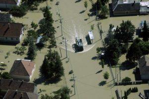alluvioni est Europa