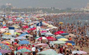 caldo ovest Europa