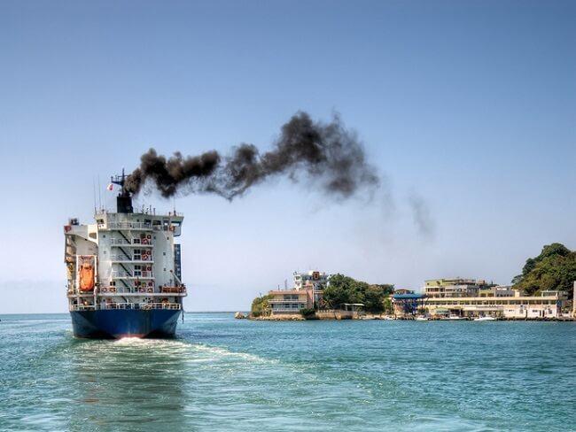 combustibili marini trasporto marittimo