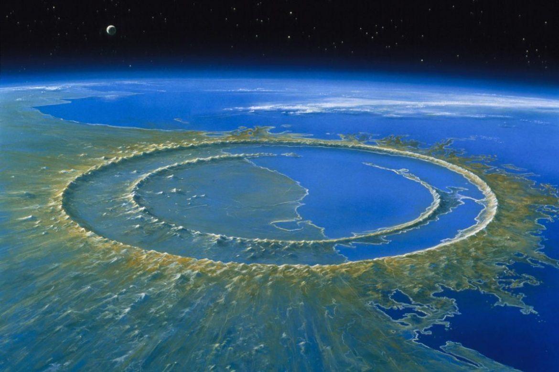 cratere di Chicxulub, Yucatan