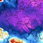 Temperature vicine allo zero al Polo Nord e gelido Burian verso l'Europa: ecco cosa sta succedendo al meteo dell'emisfero settentrionale [MAPPE]