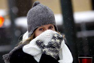 Allerta Meteo Francia: il gelido Burian congelerà l'atmosfer