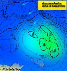 Allerta Meteo Burian, tanta NEVE al Centro Italia: FOCUS su