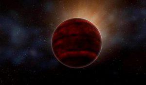 nana rossa Proxima Centauri