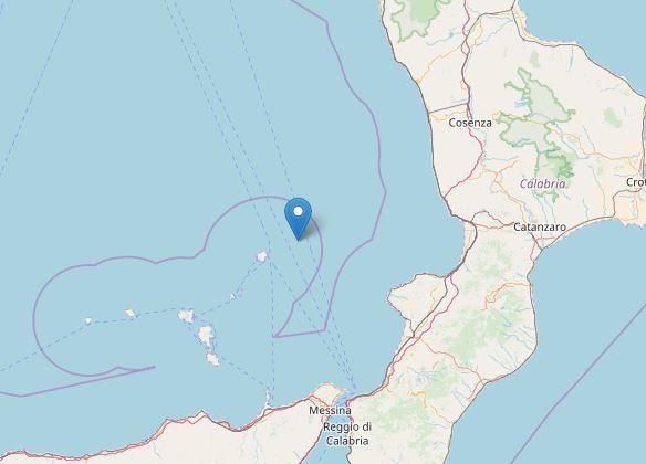 terremoto Eolie