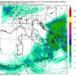 """Allerta Meteo, forte maltempo e """"Bomba di Neve"""" al Sud dopo l'Equinozio di Primavera: ecco le mappe del CNR [GALLERY]"""