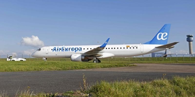 Air Europa Venezia
