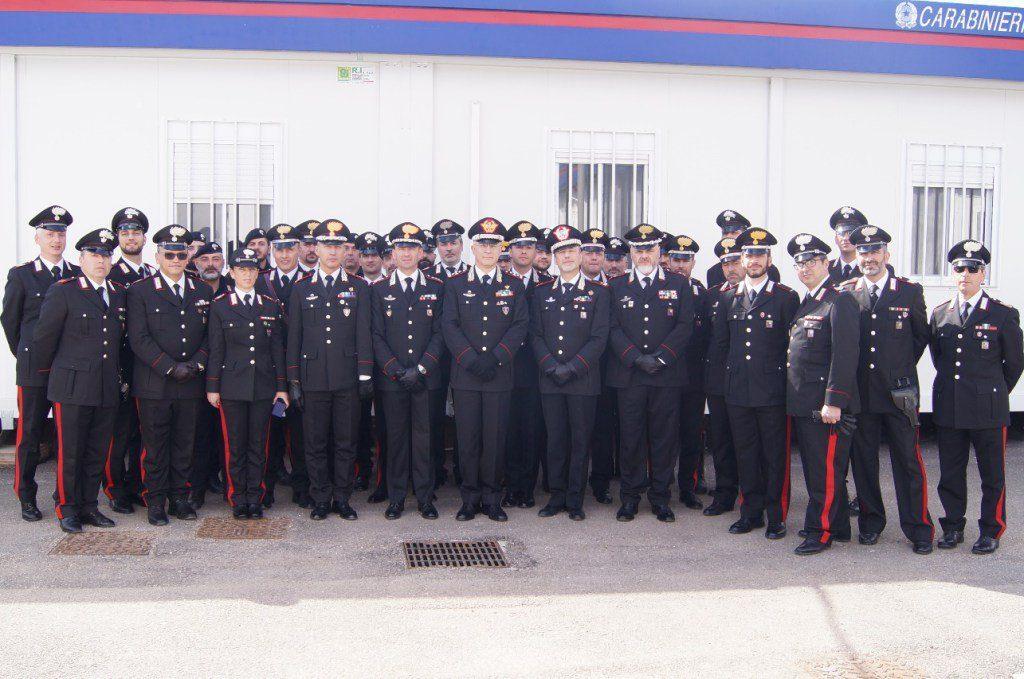 Carabinieri Norcia