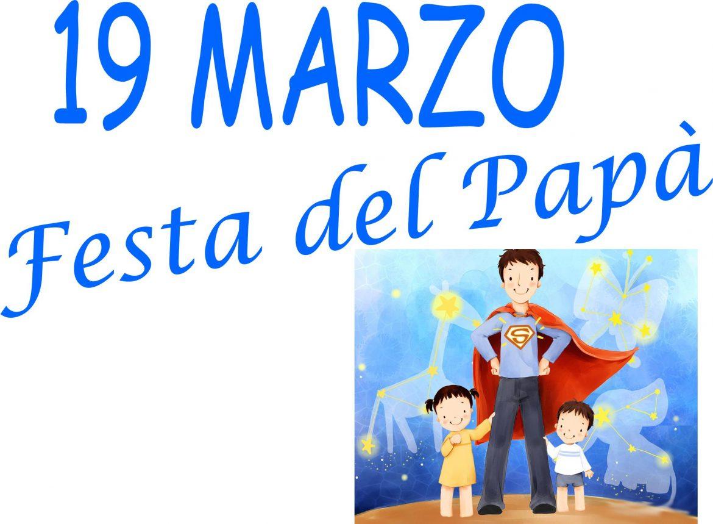 Festa del Papà 2018