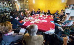 Ottimo avvio per la prima giornata di Innovalp 2018, il Fest