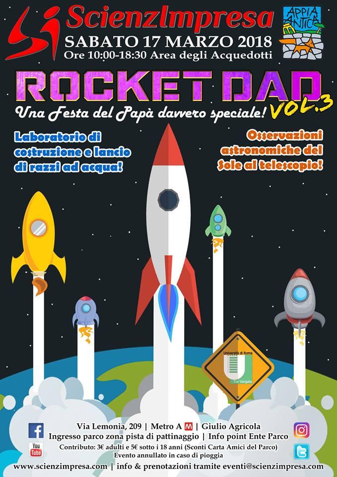rocket dad