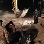 Fano: neutralizzata e rimossa bomba innescata accidentalmente, attesa di 144 ore per la distruzione [FOTO e VIDEO]