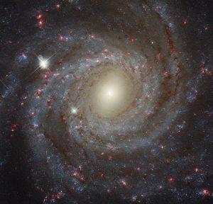 galassia NGC 3344 Hubble