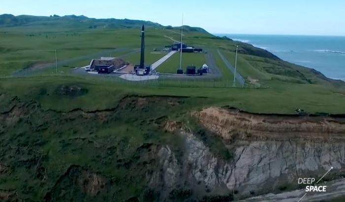 Rocket Lab Nuova Zelanda