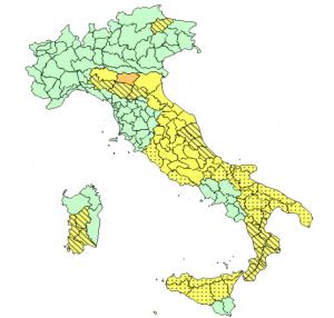 Allerta Meteo, forte maltempo in arrivo sull'Italia con l'Equinozio di Primavera: avviso della protezione ...