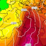 """Previsioni Meteo, impressionante vampata di caldo Africano al Sud: tanta sabbia del Sahara, """"caccia"""" ai primi +30°C del 2018 [LIVE]"""