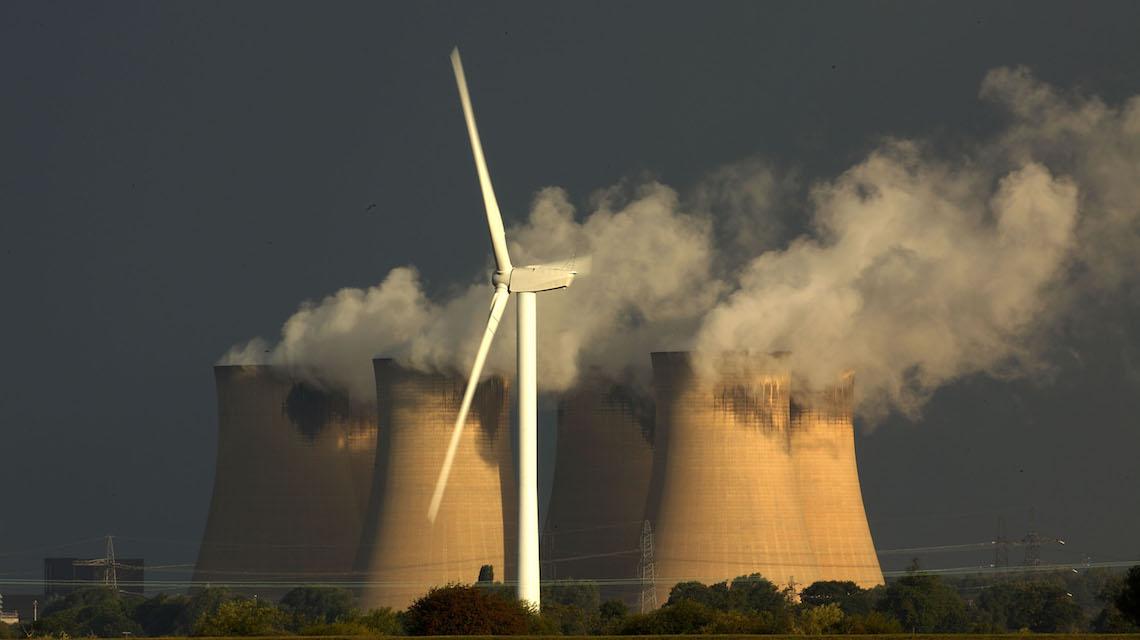 declino centrali a carbone