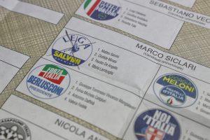 elezioni salvini boom lega voto