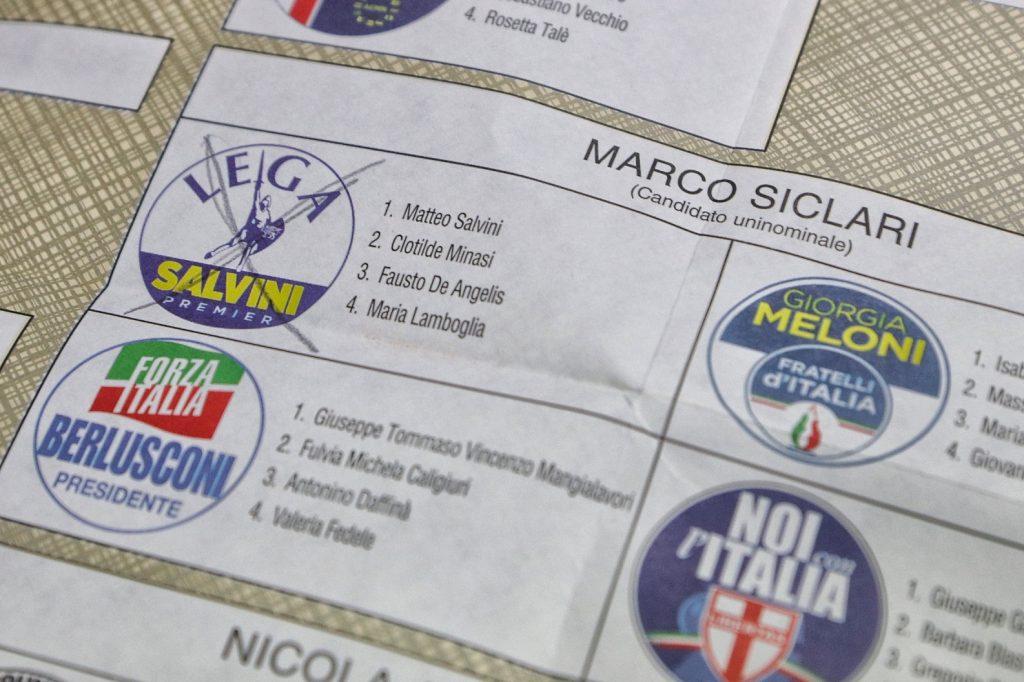 elezioni voti salvini lega