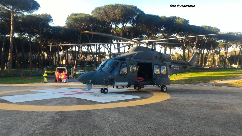 elicottero aeronautica