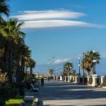 Lo straordinario spettacolo delle nubi lenticolari: ecco come gli Alieni sono tornati sull'Etna [GALLERY]