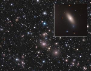 galassia NGC 1277