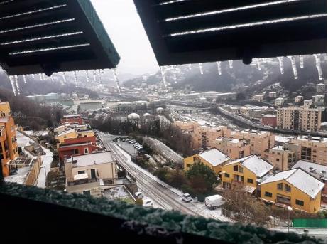San Quirico, Liguria