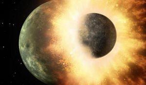 luna impatto