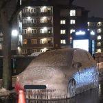 """Maltempo, """"SNOWMAGEDDON"""" nel Regno Unito: il Burian e la """"tempesta Emma"""" paralizzano il Paese con pesanti nevicate, temperature gelide e strade impraticabili [GALLERY]"""