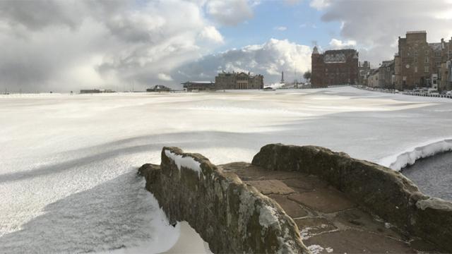 neve Regno Unito
