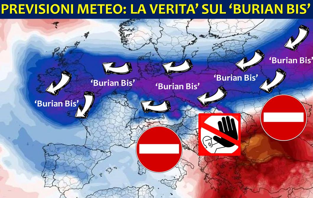 previsioni meteo burian bis