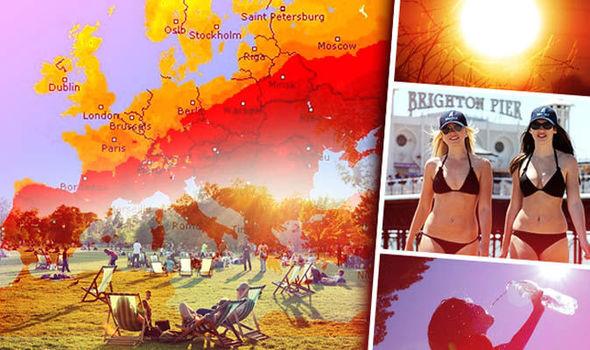 previsioni meteo caldo estate mare europa mediterraneo spiaggia (4)