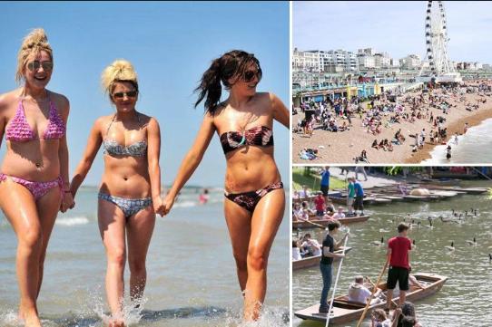 previsioni meteo caldo estate mare spiaggia