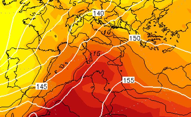 previsioni meteo italia caldo sabato 10 marzo 2018