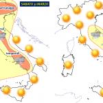 Allerta Meteo Pasqua, forte maltempo in arrivo prima di Domenica ma poi migliora: tutti i DETTAGLI e le INFO UTILI
