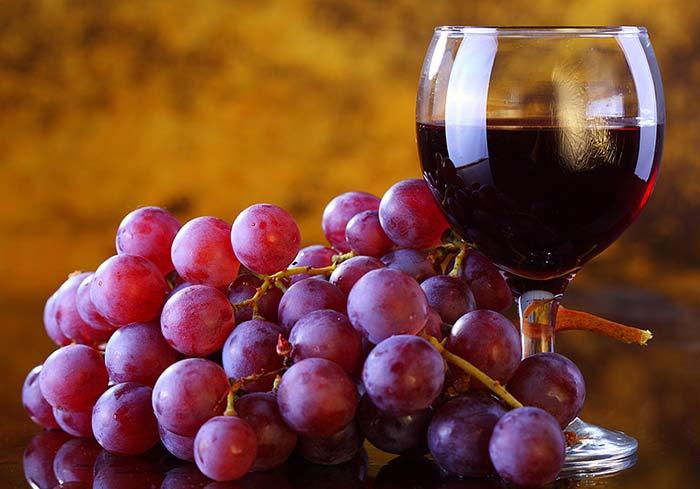 resveratrolo vino