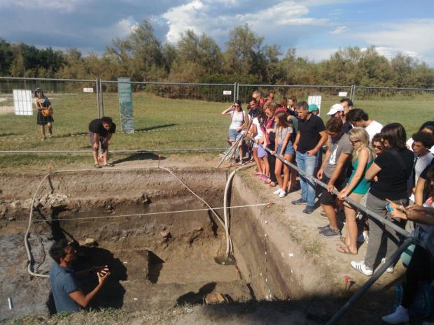 scavi archeologici Torcello