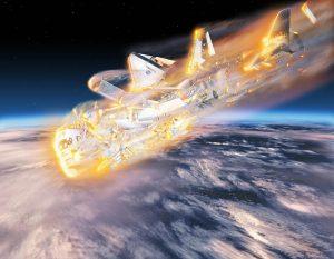shuttle Columbia NASA