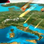 """Stazione Spaziale cinese Tiangong-1, gli ultimi aggiornamenti: """"Italia confermata tra i possibili scenari"""", 14 Regioni a rischio. L'avviso della protezione civile [DETTAGLI]"""