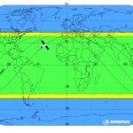 Stazione Spaziale cinese fuori controllo, impatto tra il 28 marzo e il 4 aprile. L'avviso della Protezione civile: Italia a rischio [MAPPE e DETTAGLI]