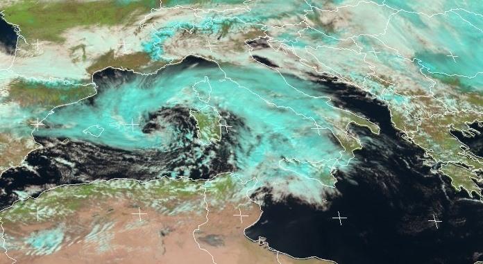Allerta Meteo, ecco il ciclone dell'Equinozio di Primavera 2