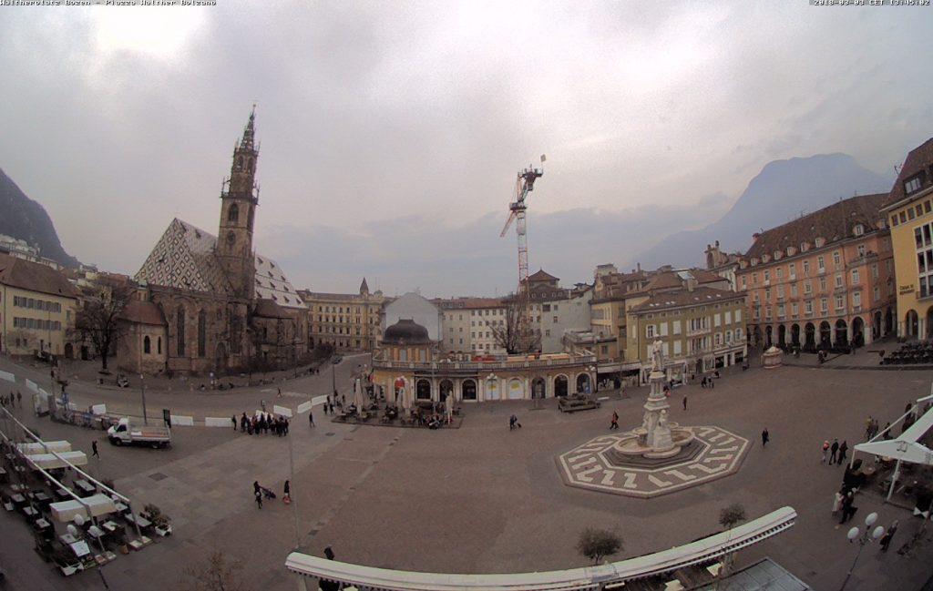 webcam Bolzano