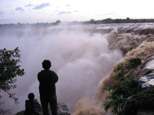 Cascate di Chitrakoot