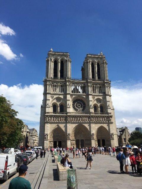 Cattedrale di Notre Dame, Parigi