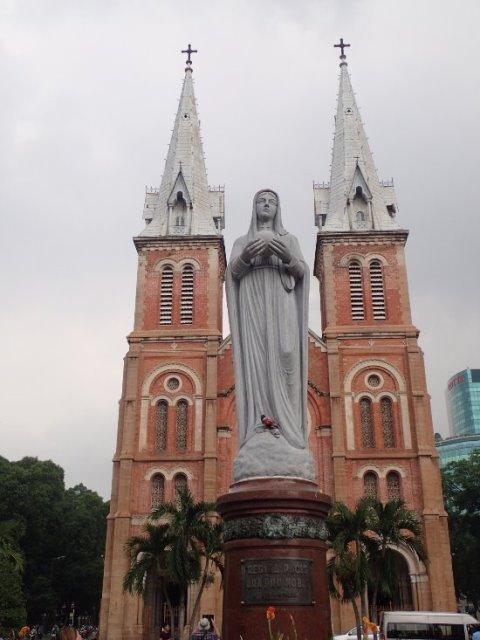 Cattedrale di Notre Dame, Ho-Chi-Minh City