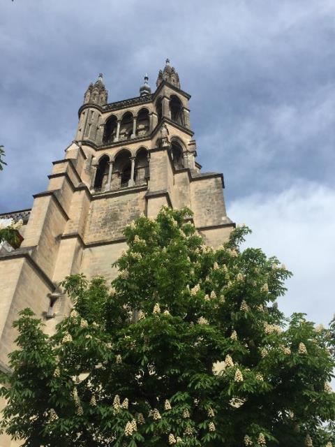 Notre Dame, Losanna