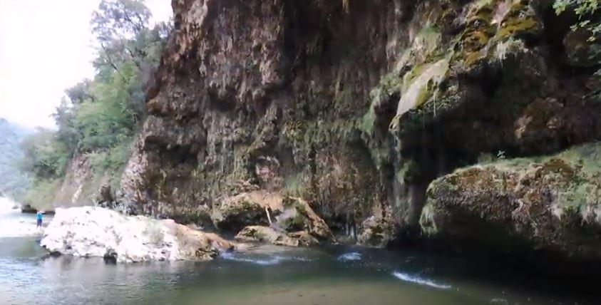 Cascata Sa Stiddiosa