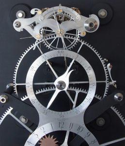 Clock B Harrison